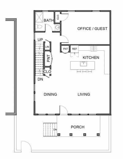 2nd Floor LOT 8 & 11 Pendergrast Farm Conservation Community