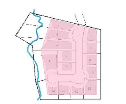 PGF-Suburban-Subdivision-R100-Yield-Plan Pendergrast Farm Conservation Community