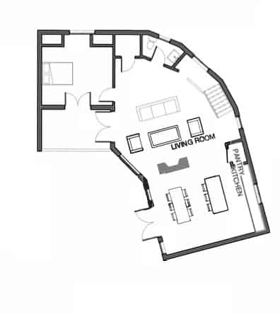 LOT 15 2nd Floor plan