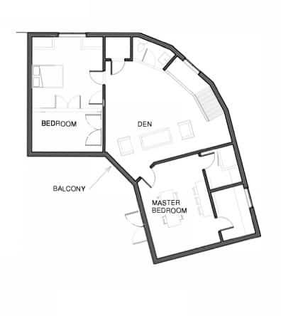 LOT 15 3rd Floor plan